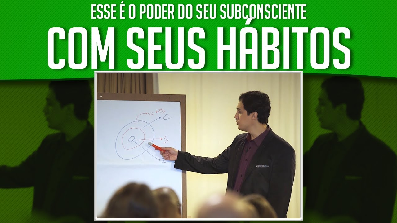 O poder do subconsciente para os hábitos
