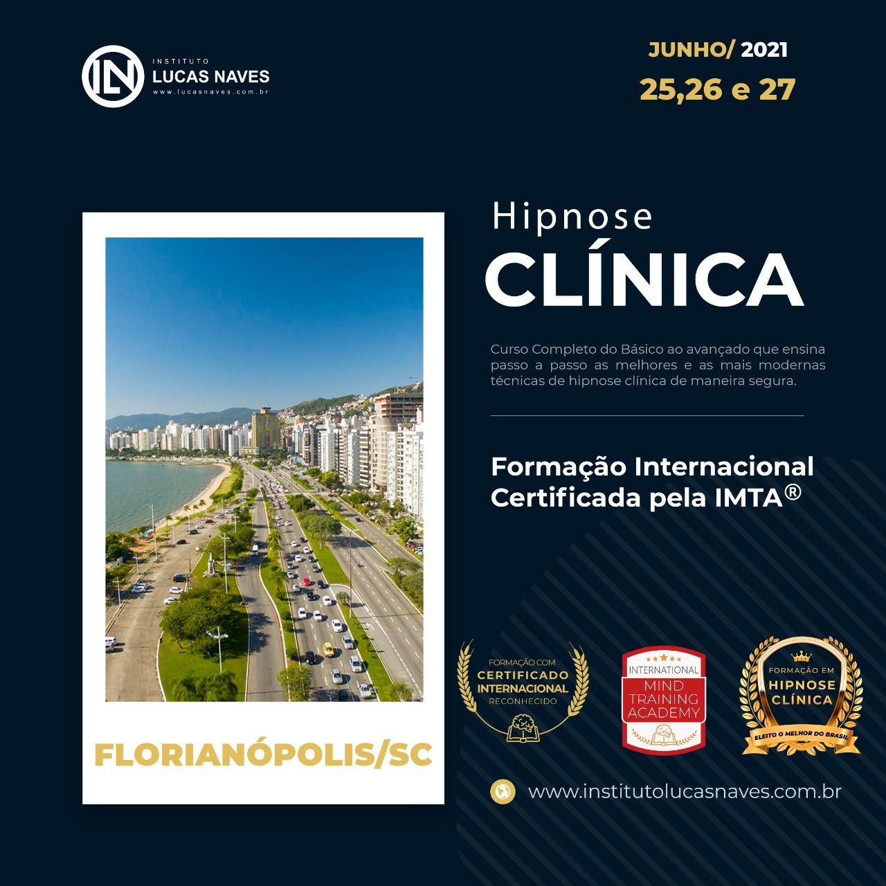 Formação Internacional em Hipnose Clínica / Florianópolis