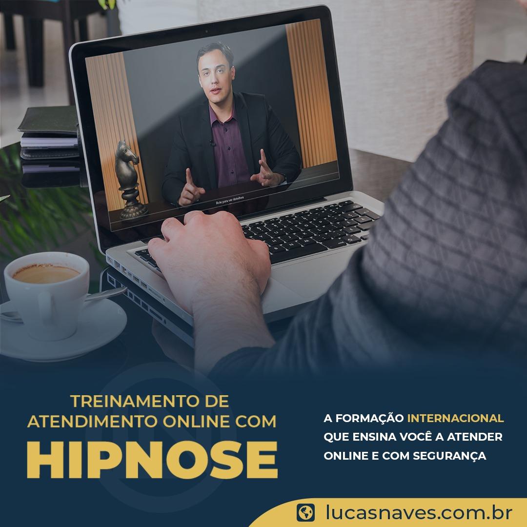 Treinamento de Atendimento Online com Hipnose